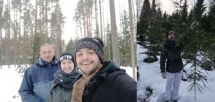 EVS Experience Of Cemre Bulut in Latvia