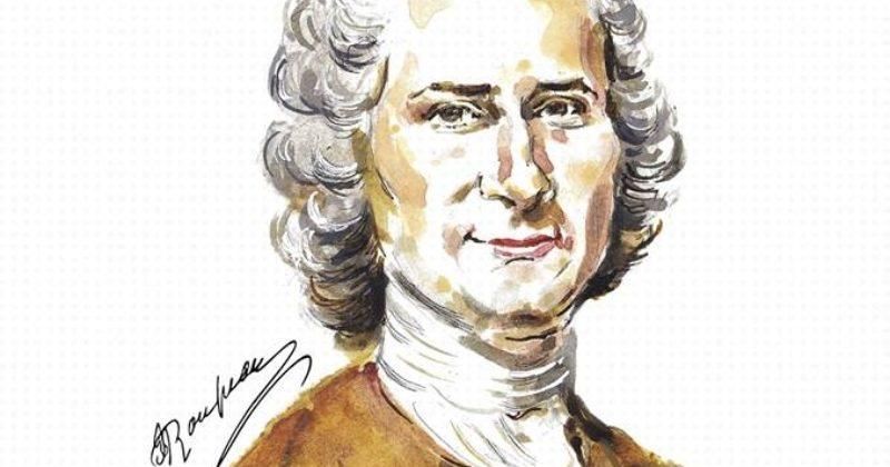 """""""Jean-Jacques Rousseau: Etik ve Adalet"""""""
