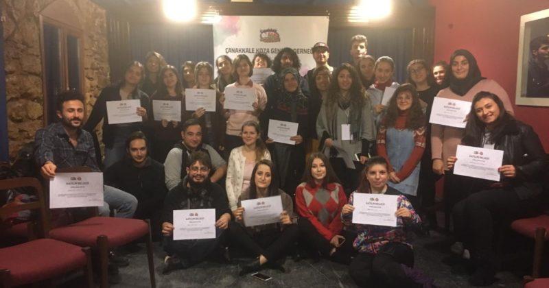 Gönüllüysen El Ver! Gönüllülük Eğitimi | GençBank Çanakkale