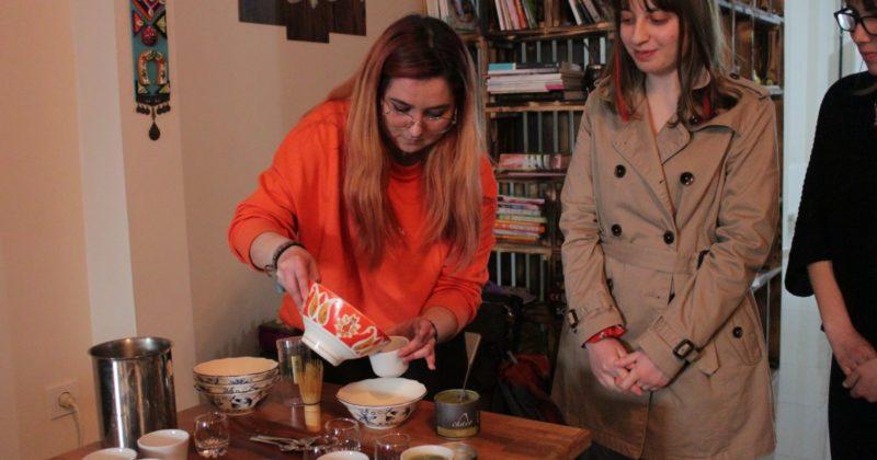 Japonca Atölyesi: Çay Seremonisi Sadou