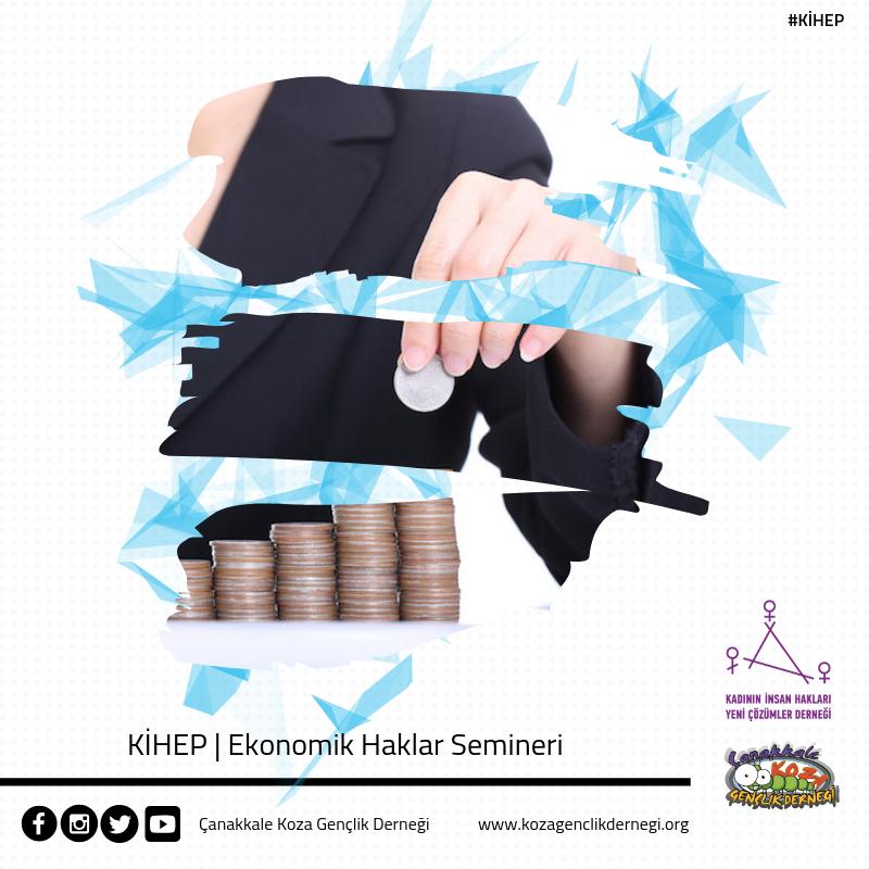KİHEP | Ekonomik Haklar Semineri