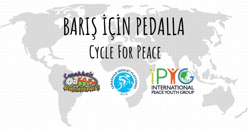 Barış İçin Pedalla | Dünya Barış Bildirgesi'nin 6. Yılı Anma Etkinlikleri