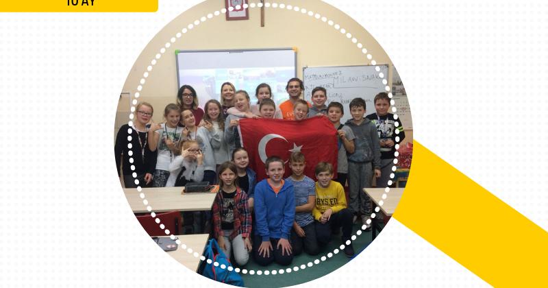 AGH Gönüllü Hikayeleri | Aykut DOYRAN | Polonya