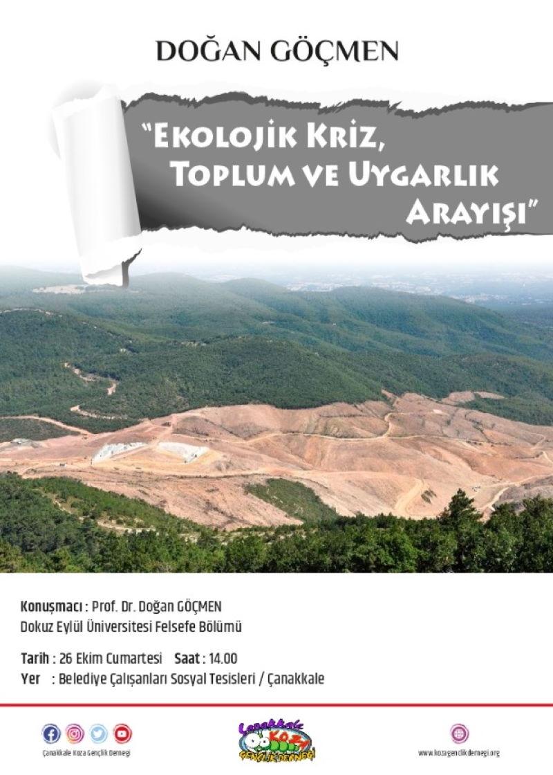 Ekolojik Kriz, Toplum ve Uygarlık Arayışı | Koza Felsefe Okulu