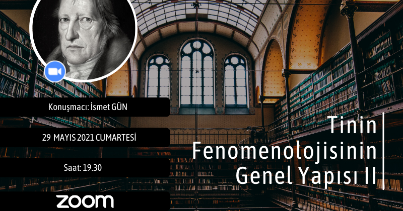 Koza Felsefe Okulu | Tinin Fenomenolojisinin Genel Yapısı II