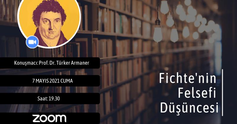 Koza Felsefe Okulu | Fichte'nin Felsefi Düşüncesi